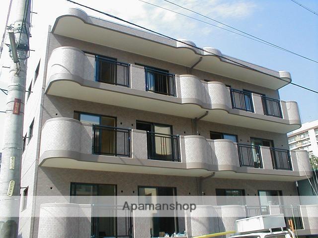 愛知県名古屋市北区、上飯田駅徒歩10分の築14年 3階建の賃貸マンション