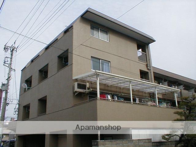 愛知県名古屋市東区、千種駅徒歩8分の築25年 4階建の賃貸マンション