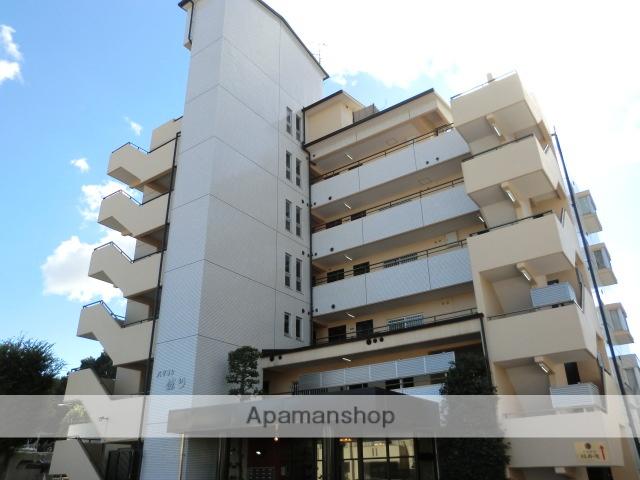 愛知県名古屋市東区、森下駅徒歩10分の築30年 7階建の賃貸マンション