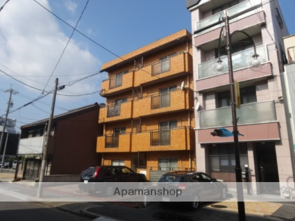 愛知県名古屋市北区、尼ヶ坂駅徒歩10分の築26年 4階建の賃貸マンション
