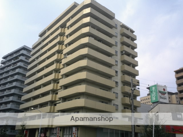 愛知県名古屋市東区、千種駅徒歩1分の築29年 14階建の賃貸マンション