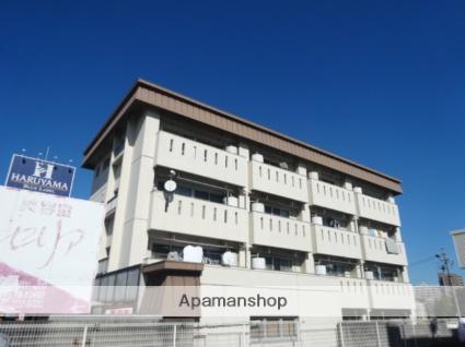愛知県名古屋市東区、ナゴヤドーム前矢田駅徒歩10分の築37年 4階建の賃貸マンション