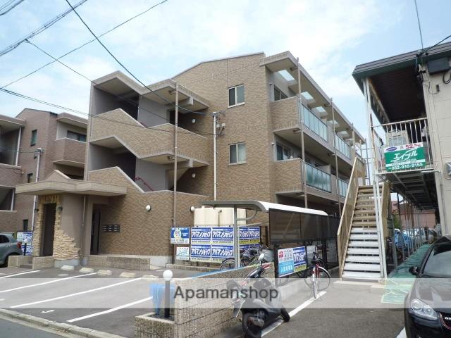 愛知県名古屋市北区、志賀本通駅徒歩12分の築10年 3階建の賃貸マンション