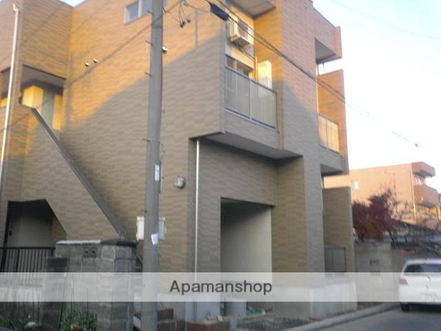 愛知県名古屋市守山区、上飯田駅徒歩15分の築9年 2階建の賃貸アパート