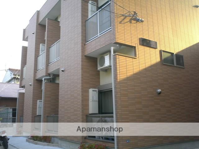 愛知県名古屋市北区、志賀本通駅徒歩8分の築10年 2階建の賃貸アパート