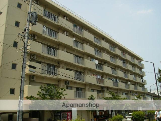 愛知県名古屋市東区、千種駅徒歩5分の築38年 6階建の賃貸マンション