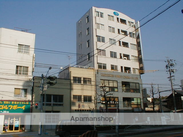 愛知県名古屋市東区、森下駅徒歩13分の築29年 8階建の賃貸マンション