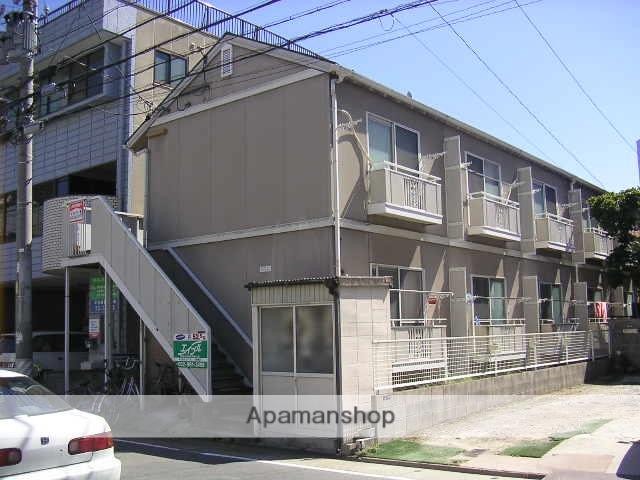 愛知県名古屋市北区、森下駅徒歩13分の築26年 2階建の賃貸アパート