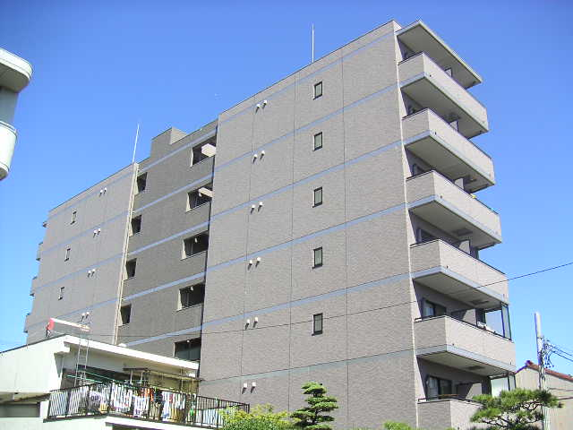 愛知県名古屋市北区、平安通駅徒歩2分の築14年 7階建の賃貸マンション