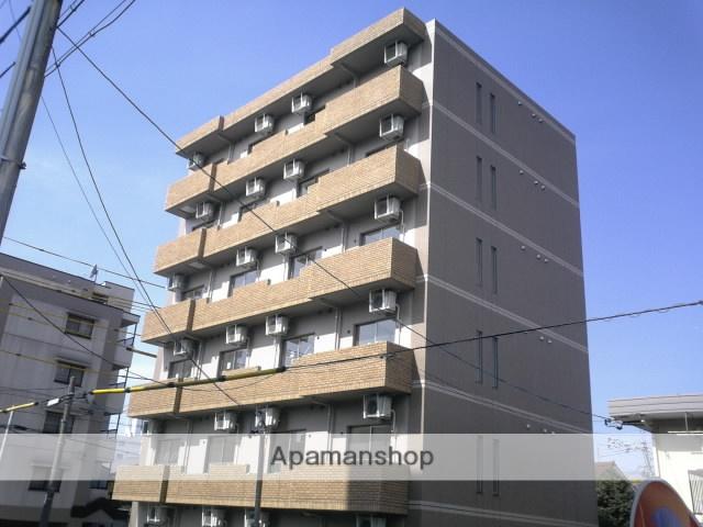 愛知県名古屋市千種区、今池駅徒歩18分の築10年 6階建の賃貸マンション