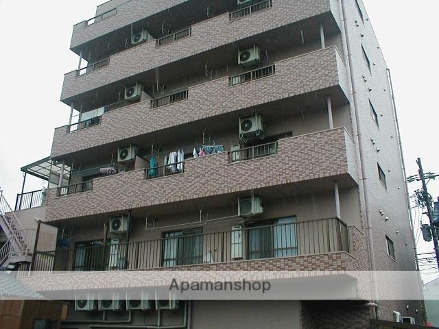 愛知県名古屋市北区、尼ヶ坂駅徒歩10分の築24年 6階建の賃貸マンション