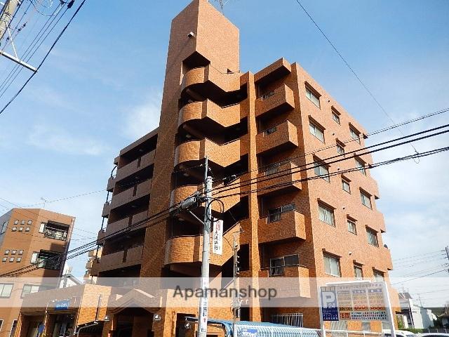 愛知県名古屋市北区、森下駅徒歩10分の築29年 6階建の賃貸マンション