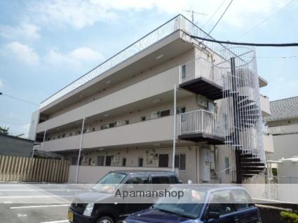 愛知県名古屋市北区、尼ヶ坂駅徒歩10分の築35年 3階建の賃貸マンション