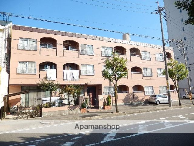 愛知県名古屋市東区、大曽根駅徒歩4分の築36年 3階建の賃貸マンション