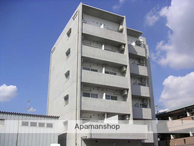 愛知県名古屋市東区、矢田駅徒歩7分の築11年 6階建の賃貸マンション