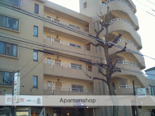 愛知県名古屋市東区、大曽根駅徒歩8分の築29年 5階建の賃貸マンション