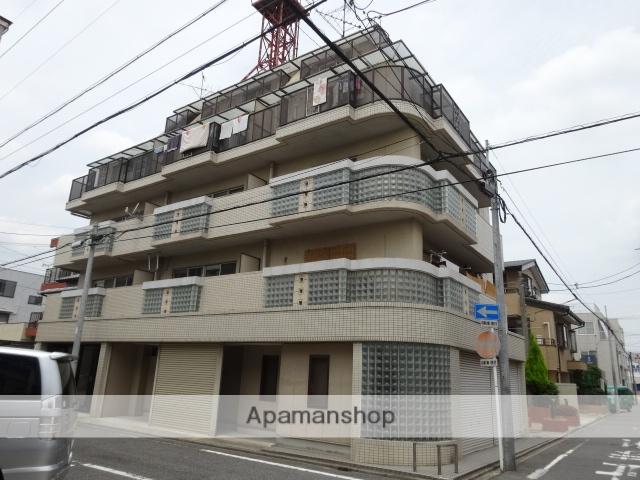 愛知県名古屋市北区、尼ヶ坂駅徒歩12分の築28年 5階建の賃貸マンション