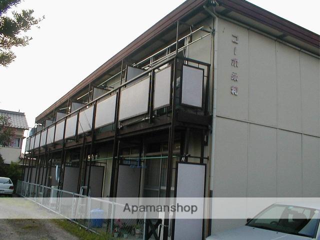 愛知県名古屋市東区、車道駅徒歩7分の築41年 2階建の賃貸アパート