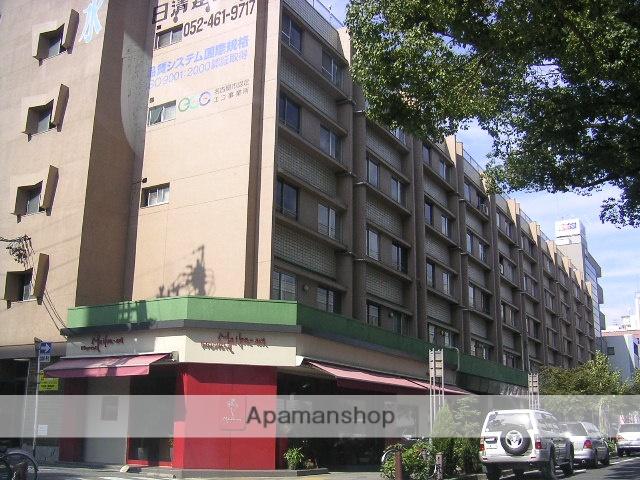 愛知県名古屋市東区、高岳駅徒歩9分の築49年 5階建の賃貸マンション
