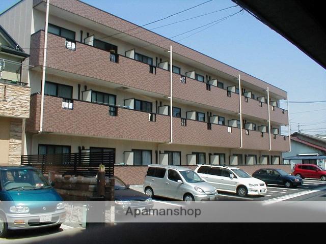 愛知県名古屋市北区、上飯田駅徒歩14分の築14年 3階建の賃貸マンション