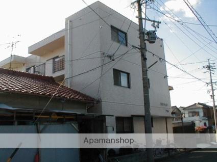 愛知県名古屋市北区、志賀本通駅徒歩19分の築27年 3階建の賃貸マンション