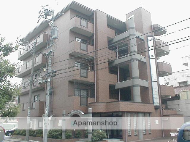 愛知県名古屋市北区、上飯田駅徒歩24分の築20年 5階建の賃貸マンション