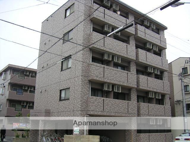 愛知県名古屋市北区、志賀本通駅徒歩14分の築16年 5階建の賃貸マンション