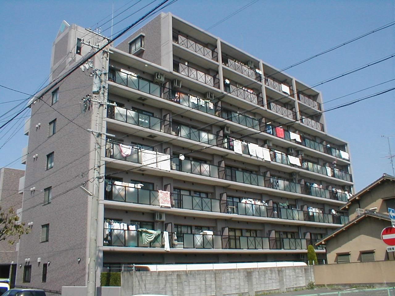 愛知県名古屋市東区、大曽根駅徒歩4分の築18年 8階建の賃貸マンション