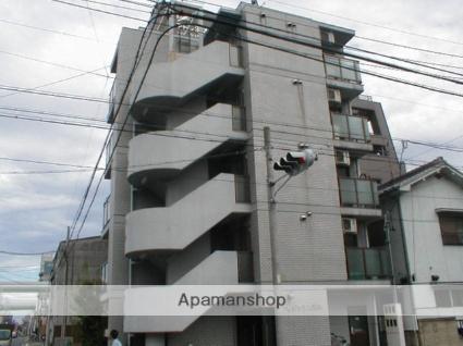 愛知県名古屋市北区、東大手駅徒歩9分の築24年 5階建の賃貸マンション