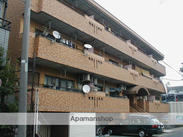 愛知県名古屋市北区、志賀本通駅徒歩1分の築29年 3階建の賃貸マンション