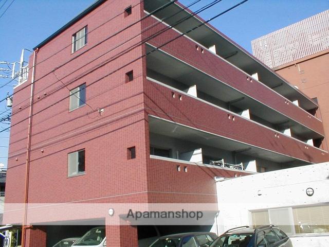 愛知県名古屋市東区、森下駅徒歩16分の築15年 4階建の賃貸マンション