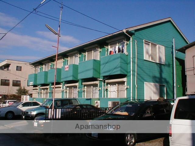 愛知県名古屋市北区、上飯田駅徒歩6分の築23年 2階建の賃貸アパート