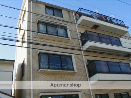 愛知県名古屋市東区、矢田駅徒歩5分の築28年 5階建の賃貸マンション