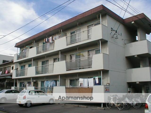 愛知県名古屋市北区、志賀本通駅徒歩15分の築38年 3階建の賃貸マンション