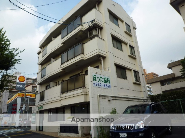 愛知県名古屋市東区、大曽根駅徒歩6分の築30年 4階建の賃貸マンション