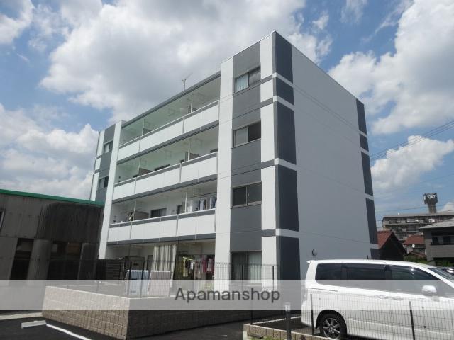 愛知県名古屋市東区、矢田駅徒歩3分の築3年 4階建の賃貸マンション