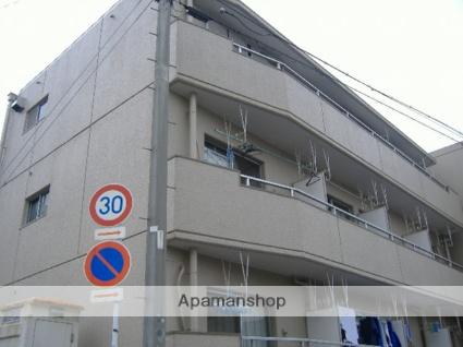 愛知県名古屋市千種区、自由ヶ丘駅徒歩17分の築36年 3階建の賃貸マンション