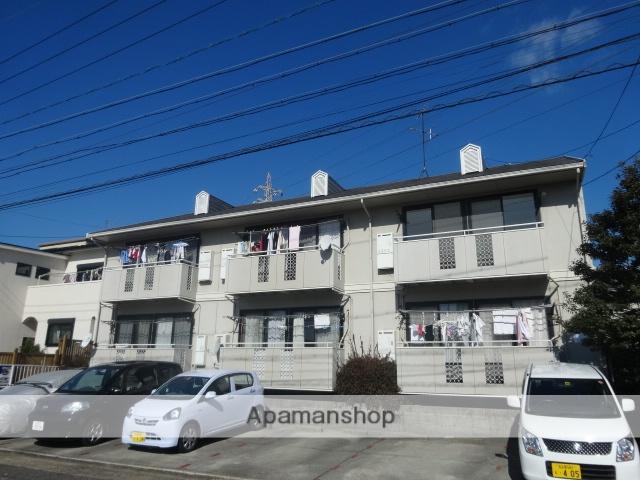愛知県名古屋市守山区、新守山駅徒歩3分の築28年 2階建の賃貸アパート