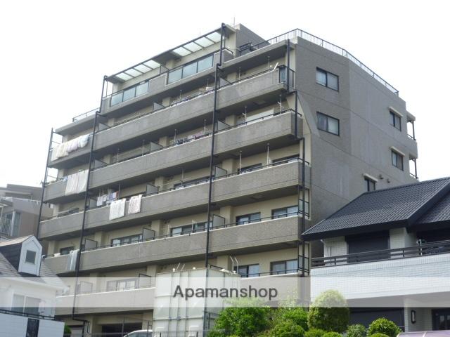 愛知県名古屋市守山区、喜多山駅徒歩4分の築23年 7階建の賃貸マンション