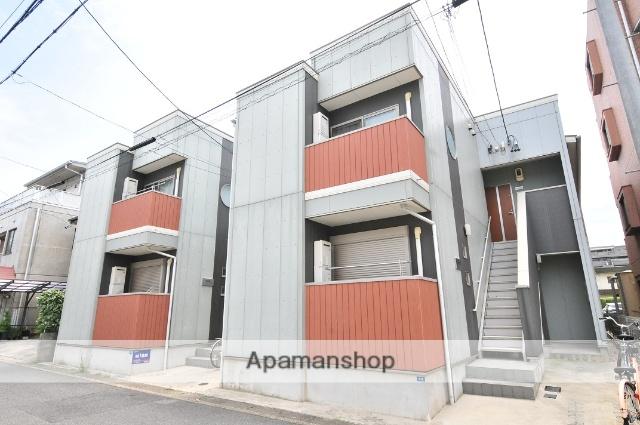 愛知県名古屋市守山区、喜多山駅徒歩3分の築9年 2階建の賃貸アパート