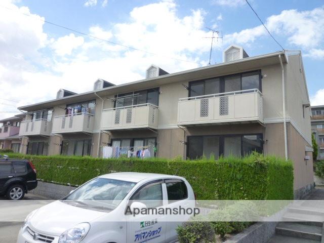 愛知県名古屋市守山区、小幡駅徒歩8分の築27年 2階建の賃貸アパート