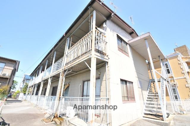 愛知県名古屋市守山区、矢田駅徒歩11分の築40年 2階建の賃貸アパート