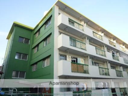 愛知県春日井市、勝川駅徒歩23分の築40年 4階建の賃貸マンション