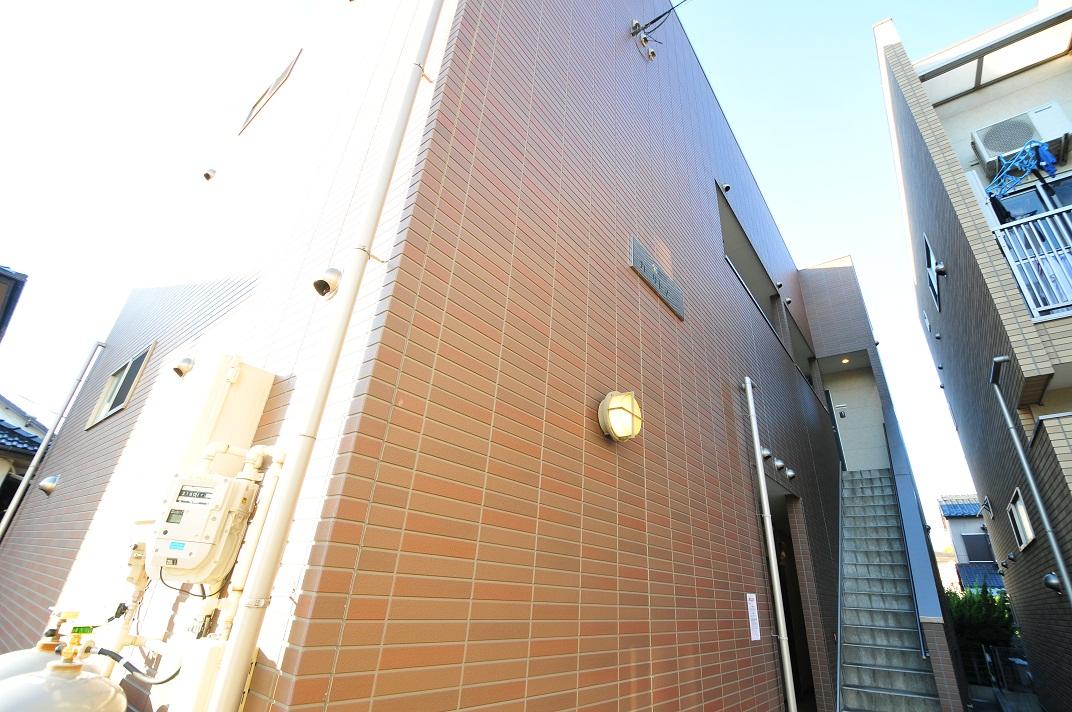 愛知県名古屋市守山区、守山自衛隊前駅徒歩7分の築8年 2階建の賃貸アパート