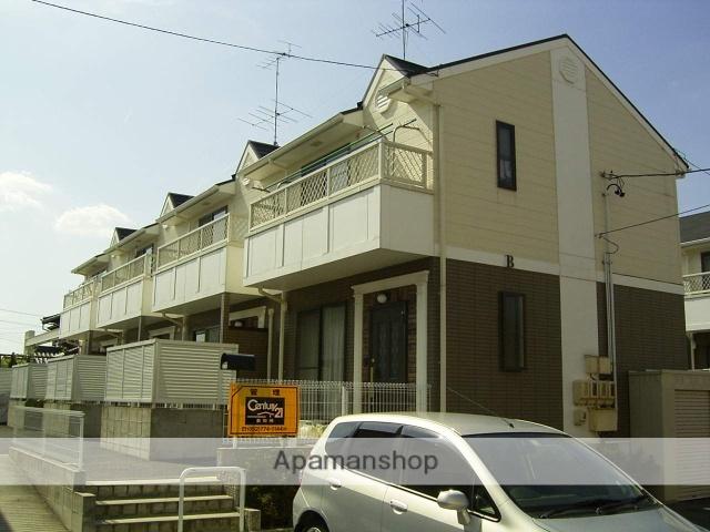 愛知県瀬戸市、水野駅徒歩7分の築17年 2階建の賃貸テラスハウス
