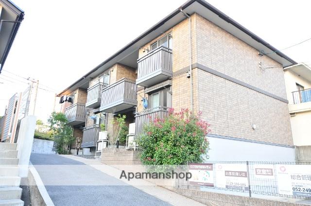 愛知県名古屋市守山区、喜多山駅徒歩6分の築8年 2階建の賃貸アパート