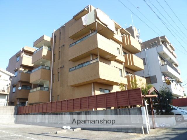 愛知県名古屋市守山区、喜多山駅徒歩3分の築28年 4階建の賃貸マンション
