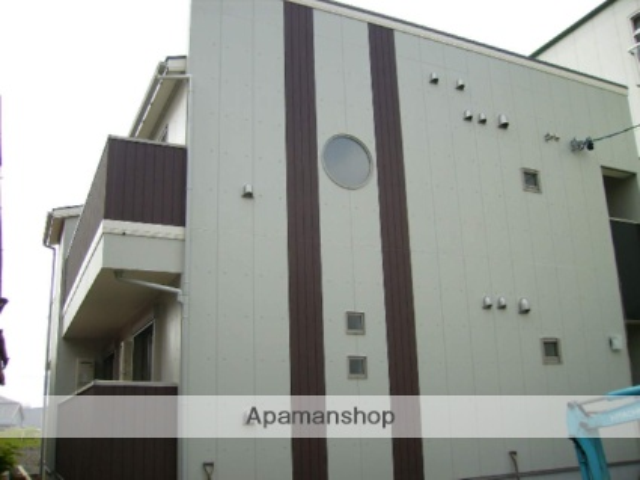 愛知県名古屋市守山区、上飯田駅徒歩10分の築9年 2階建の賃貸アパート