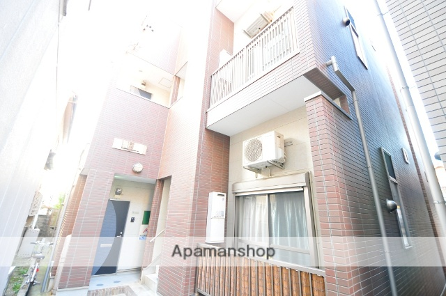 愛知県名古屋市守山区、小幡駅徒歩9分の築8年 2階建の賃貸アパート