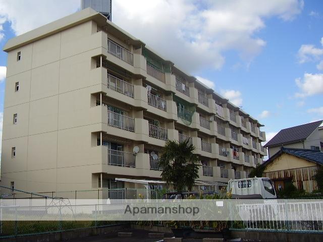 愛知県名古屋市守山区、小幡駅徒歩14分の築41年 5階建の賃貸マンション